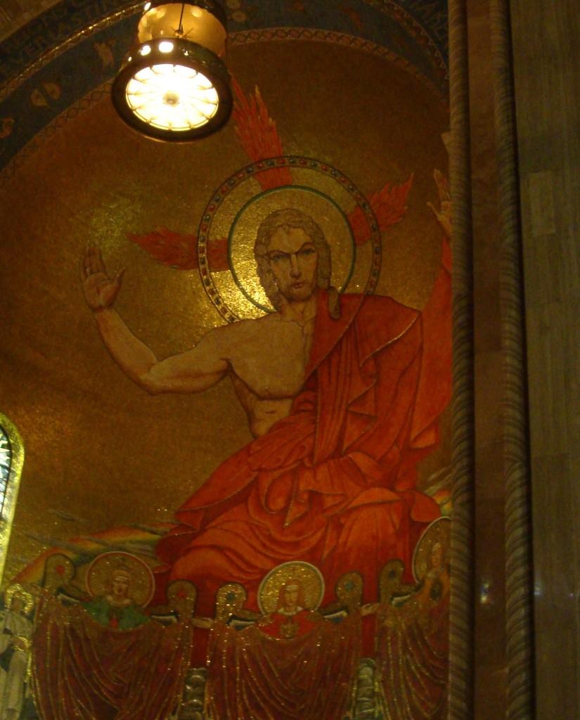 Angry Jesus Wash DC