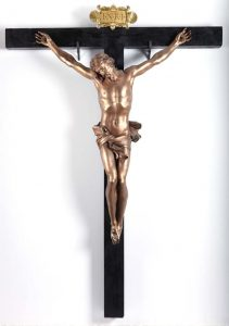 Bernini Crucifix Escorial 1654