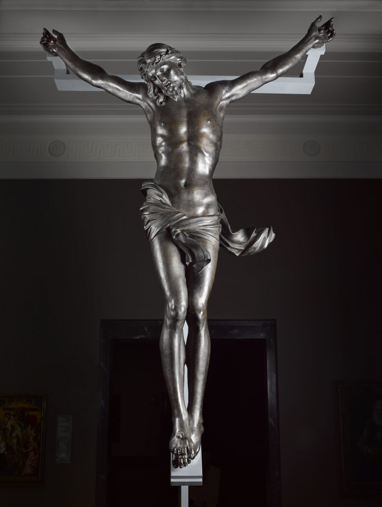Crucifix Bernini Toronto Traini