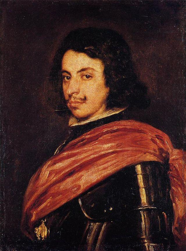 Francesco I d'Este by Diego Velasquez