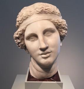 Riccardi Roman bust Berlin frontal