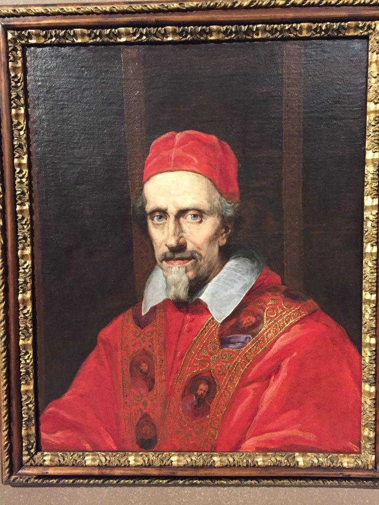 bernini updates franco mormando bernini attributed pope clement ix oil on canvas circa 1668 private collection milan
